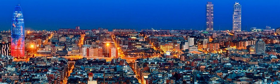 Barcelona Night